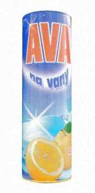 Ava na vany čistící písek na mytí smaltovaných van 400g (Hlubna)