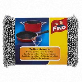 Fino drátěná houbička na teflon 1ks