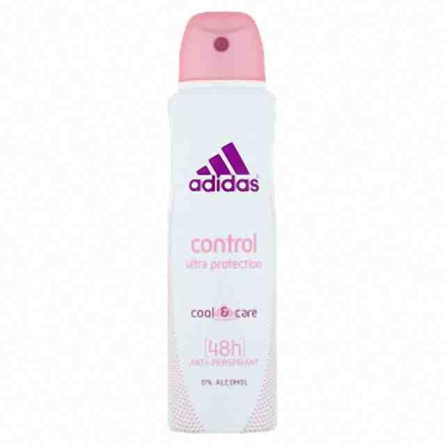 Adidas deo antiperspirant spray Control Cool & Care 150ml (W)