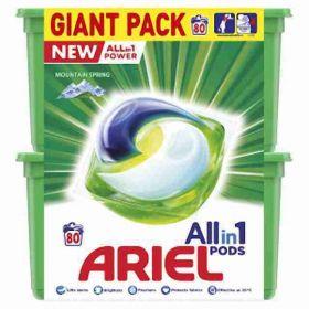 Ariel kapsle gelové Mountaing 80PD
