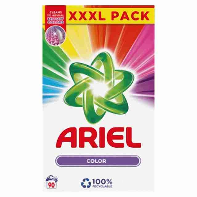 Ariel prášek na praní Color 90PD