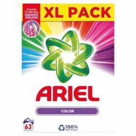 Ariel prášek na praní Color BOX 63PD