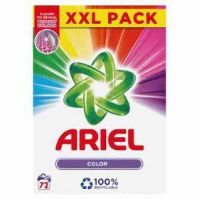 Ariel prášek na praní Color BOX 72PD