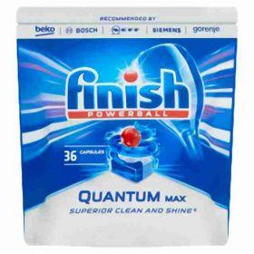Finish tablety do myčky Quantum RegulMax 36ks