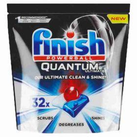 Finish tablety do myčky Quantum Ultimate 32ks