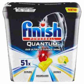 Finish tablety do myčky Quantum Ultimate Lemon 51ks