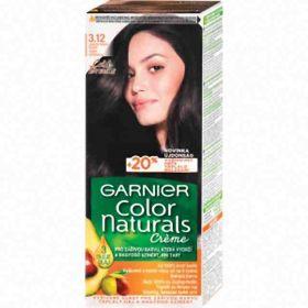 Garnier Color Naturals 3.12 Ledová tmavě hnědá