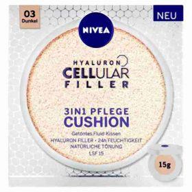 Nivea Hyaluron Cellular Filler pečující make-up v houbičce 03  15g