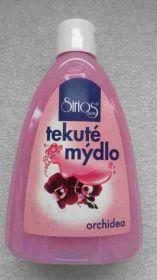 Sirios herb tekuté mýdlo Orchidea 500ml