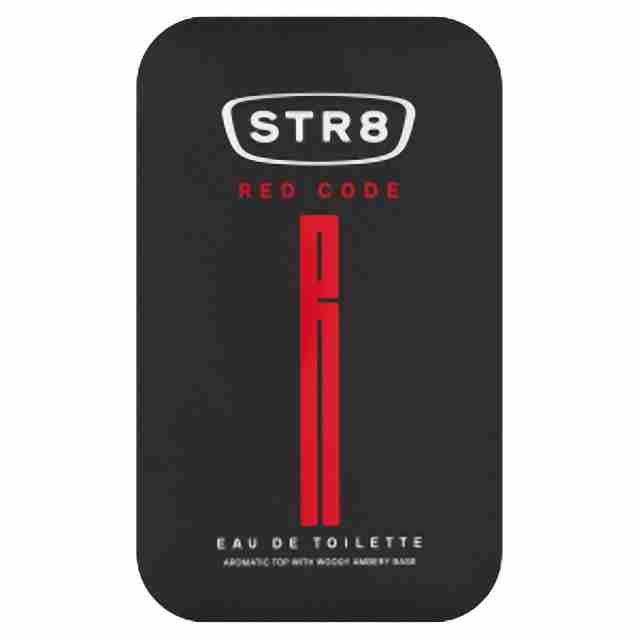 STR8 Red CodeEDT 50ml (M)