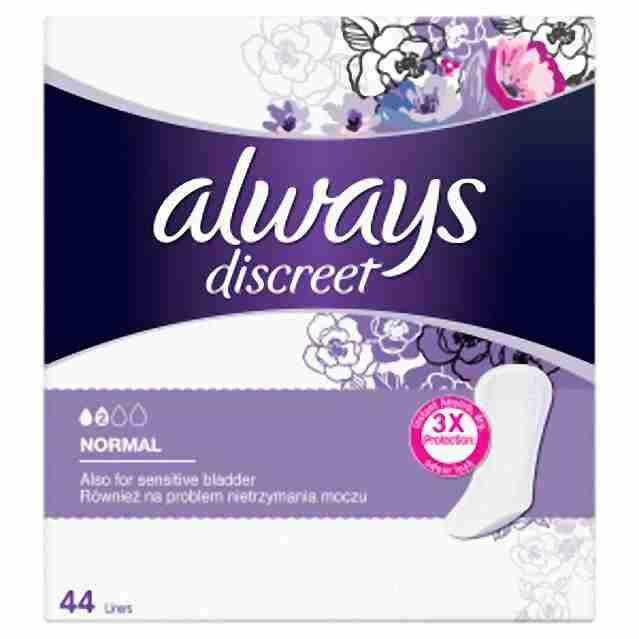 Always intim inkontinence normal44ks