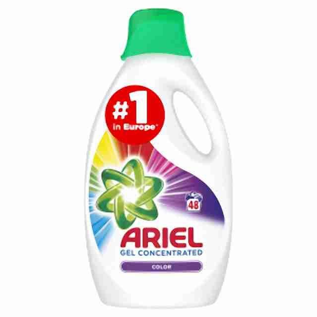Ariel gel Color48PD