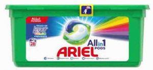 Ariel gelové kapsle Touch of Lenor26PD