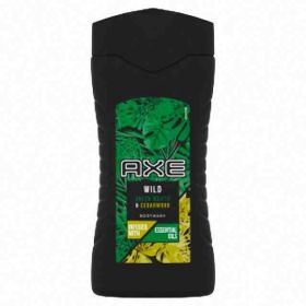 Axe sprchový gel Wild Green mojito & Cedarwood 250ml