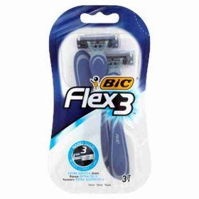BIC pánská holítka Flex3 Comfort 3ks