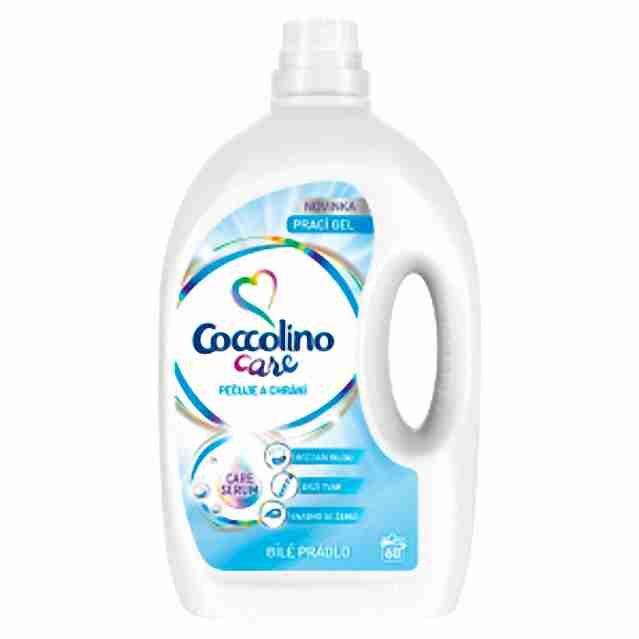 Coccolino Care gel na praní Bílé prádlo60PD