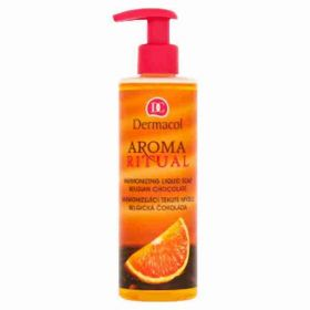 Dermacol tekuté mýdlo Aroma Ritual Belgická Čokoláda 250ml