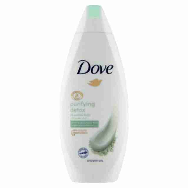 Dove sprchvý gel Purifying Detox250ml (W)