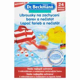 Dr. Beckmann ubrousky na zachycení barev a nečistot 24ks