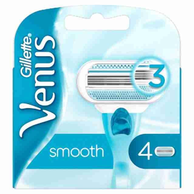 Gillette Venus náhradní hlavice 4ks