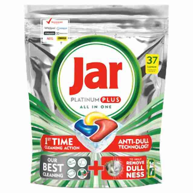 Jar kapsle Platinum Plus Yellow37ks