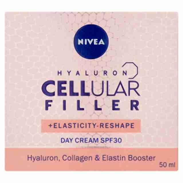 Nivea Cellular hyaluron elasticity denní krém 50ml