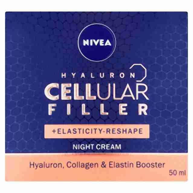 Nivea Cellular hyaluron elasticity noční krém 50ml