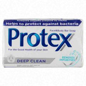 Protex tuhé mýdlo antibakteriální Deep Clean 90g