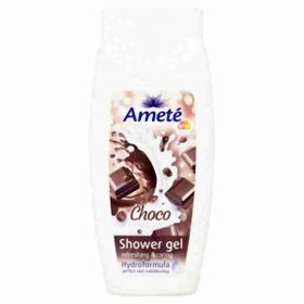 Ameté sprchový gel Choco250ml