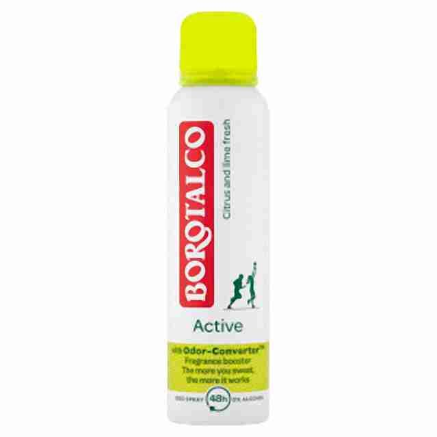 Borotalco deo spray Active 150ml (W)