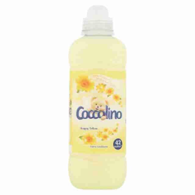 Coccolino aviváž Happy Yellow42PD