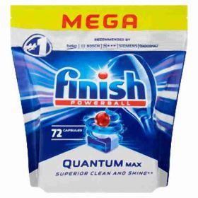Finish tablety do myčky Quantum Max 72ks