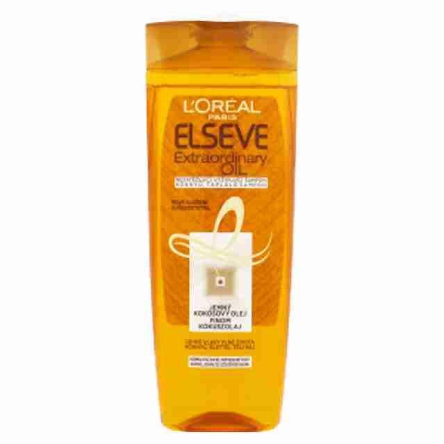 Loreal Paris Elseve šampon Extraodinary s kokosovým olejem 400ml