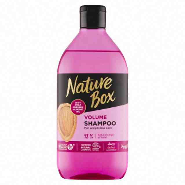 Nature Box šampon Almond 385ml