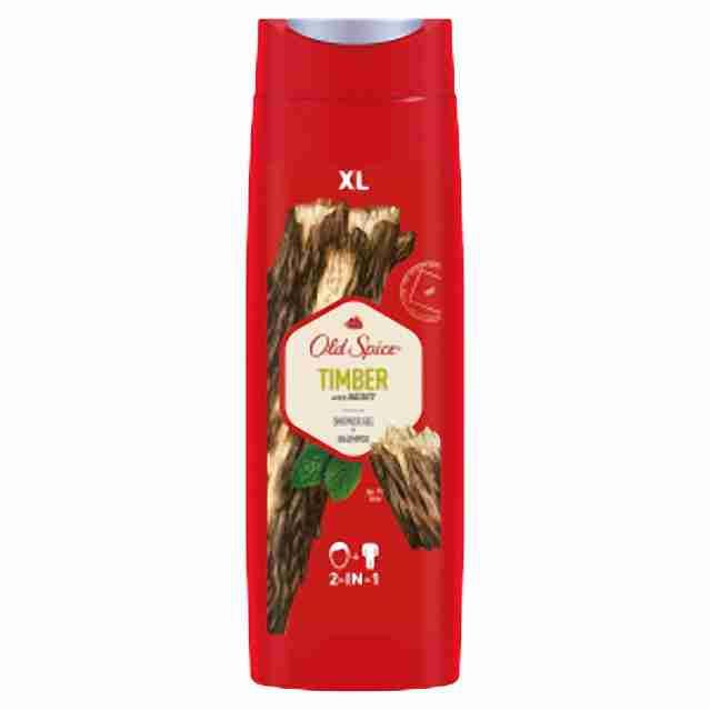 Old Spice sprchový gel Timber 400ml