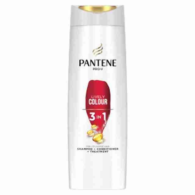 Pantene PRO-V šampon na vlasy 3in1 Lively Colour 360ml