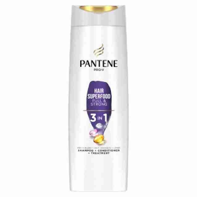 Pantene šampon 3v1 Superfood360ml