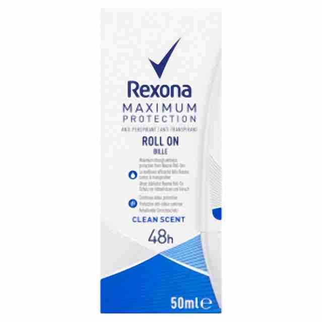 Rexona roll-on Clinical Clean Scent 50ml (W)