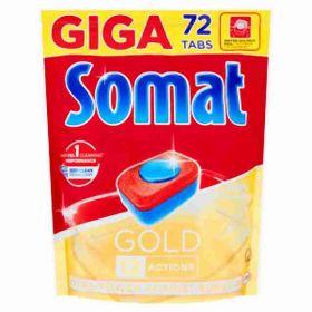 Somat Giga Gold tablety do myčky 72ks