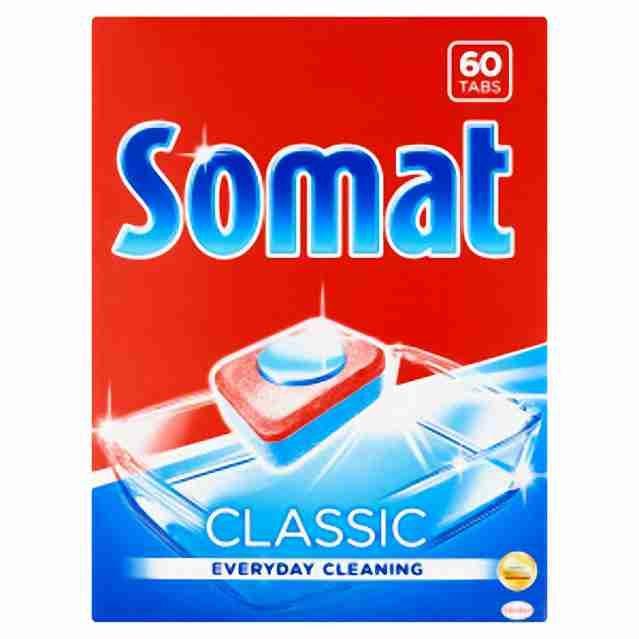Somat XL tablety do myčky Classic 60ks
