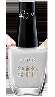 Astor lak na nehty Quick & Shine 610 Mist On My Face 8ml