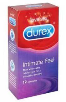 Durex kondomy Feel Intimate 12ks