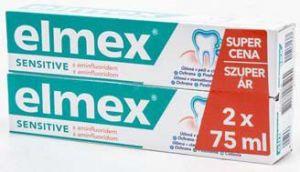 Elmex zubní pasta sensitive 2x 75ml