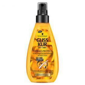 Gliss Kur olej pro ochranu před teplem Thermo Protect 150ml