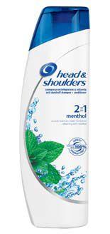 Head & Shoulders šampon 2v1 Menthol 225ml