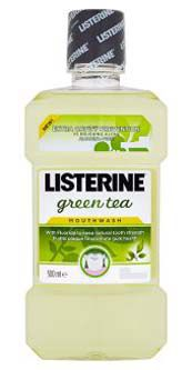 Listerine ústní voda Green Tea 500ml