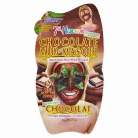 7Heaven Montagne Jeunesse čokoládová bahenní maska 15g