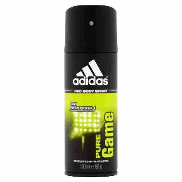 Adidas deo spray Pure Game 150ml(M)