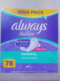 Always slip Normal deo 78ks