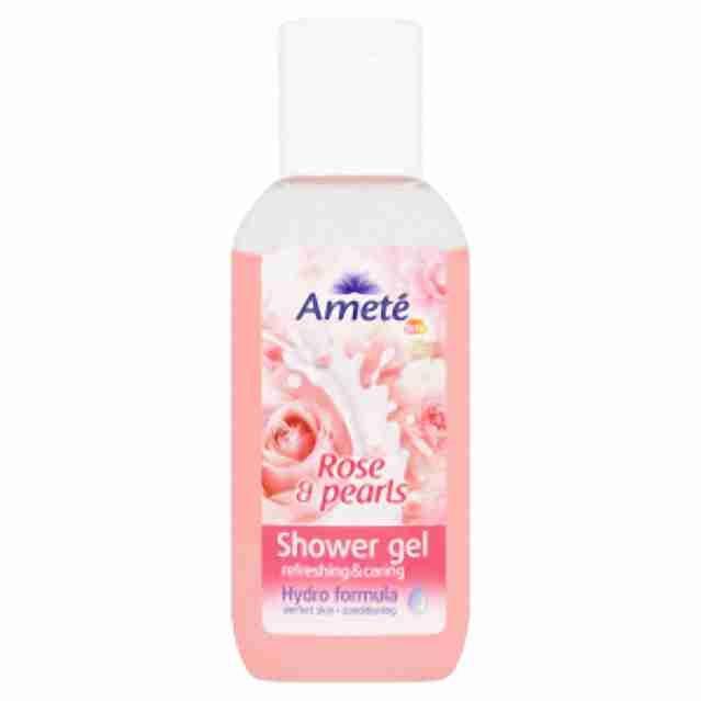 Ameté sprchový gel Rose&Pearls50ml